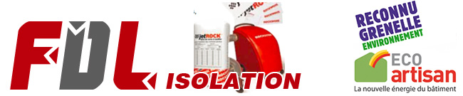 FDL ISOLATION - Isocombliste JETROCK